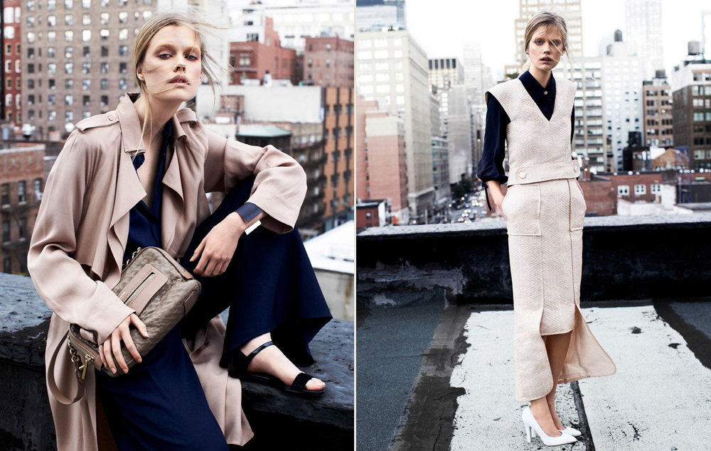 Photos by Victor Demarchelier, styled by Marina Gallo.