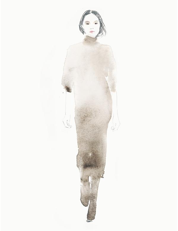 Xiao Wen Ju, Illustration by me.