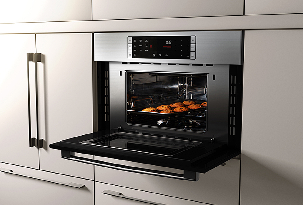 WALL OVENS -