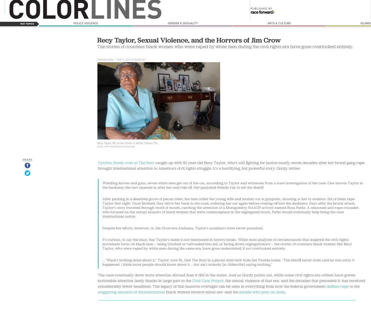 Recy Taylor Story Headline Colorline.png