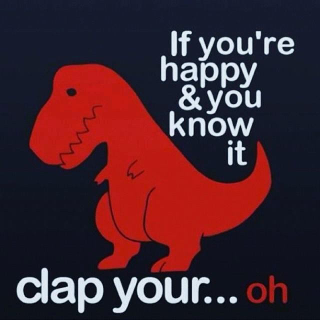 There there ... #dinosaur #love #tuesday #nerdsunite