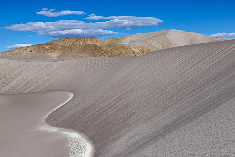 Dune outside El Peñon