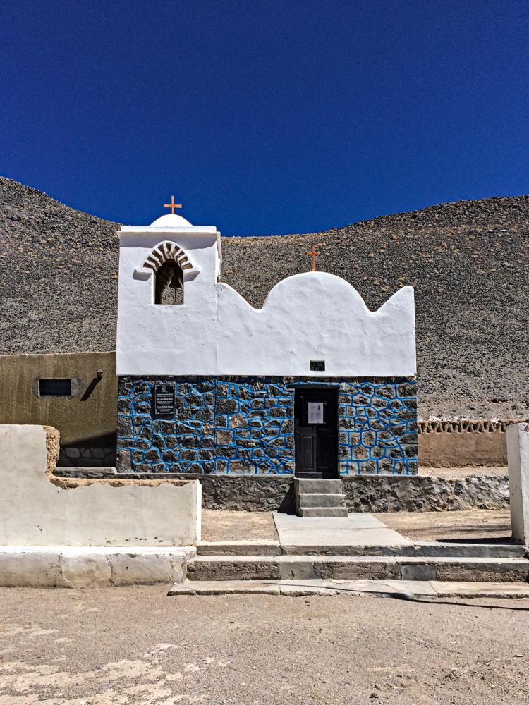 Church in Antofalla