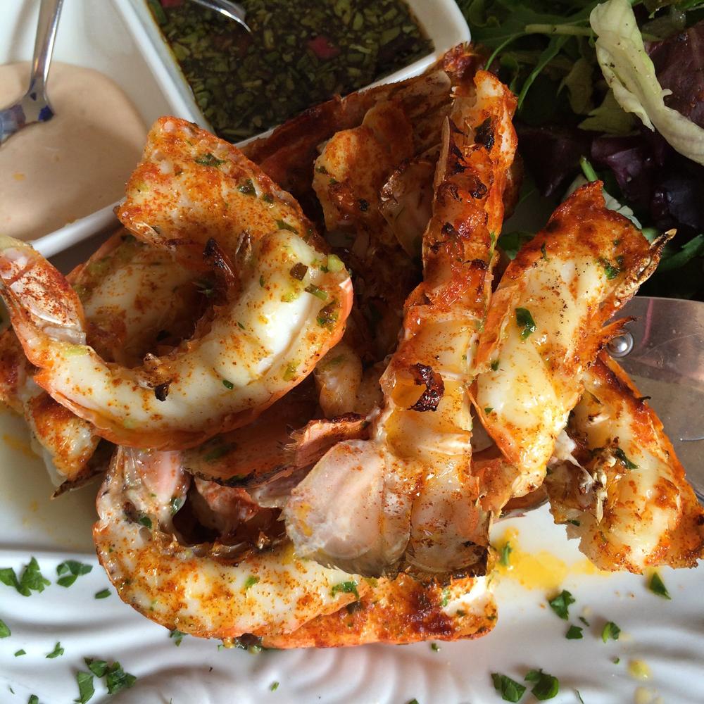 Lobster at Humarhofnin
