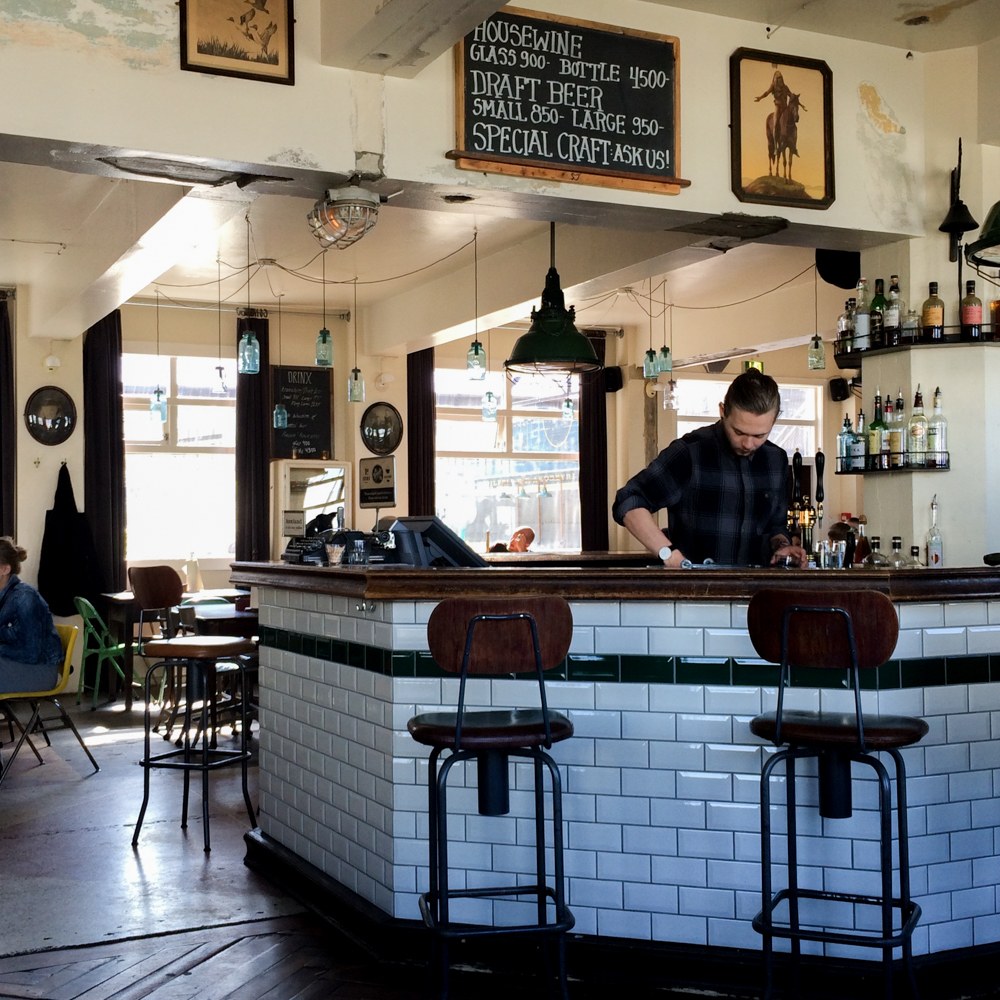 Bar at Kex