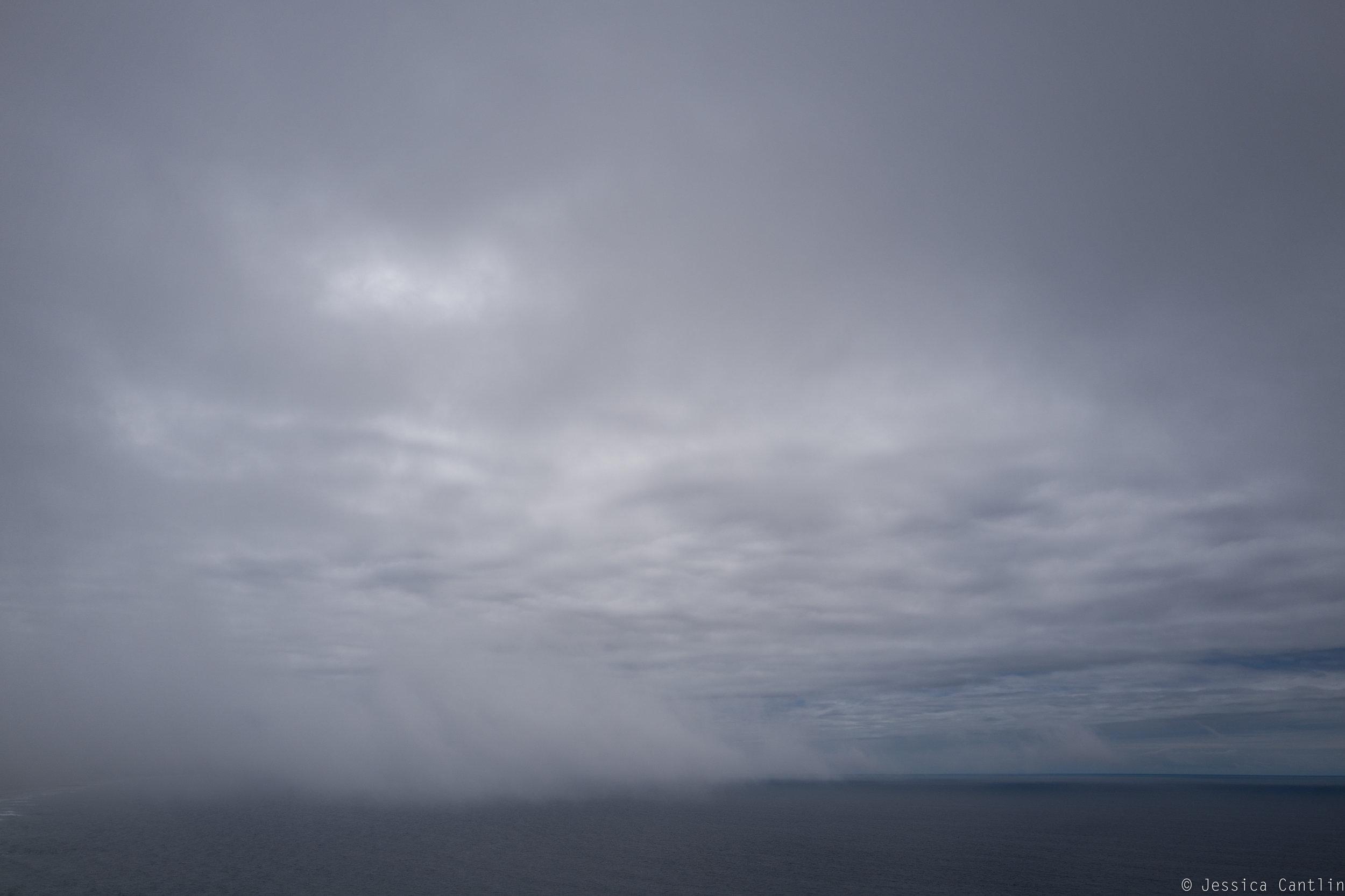 Storm above Manzanita