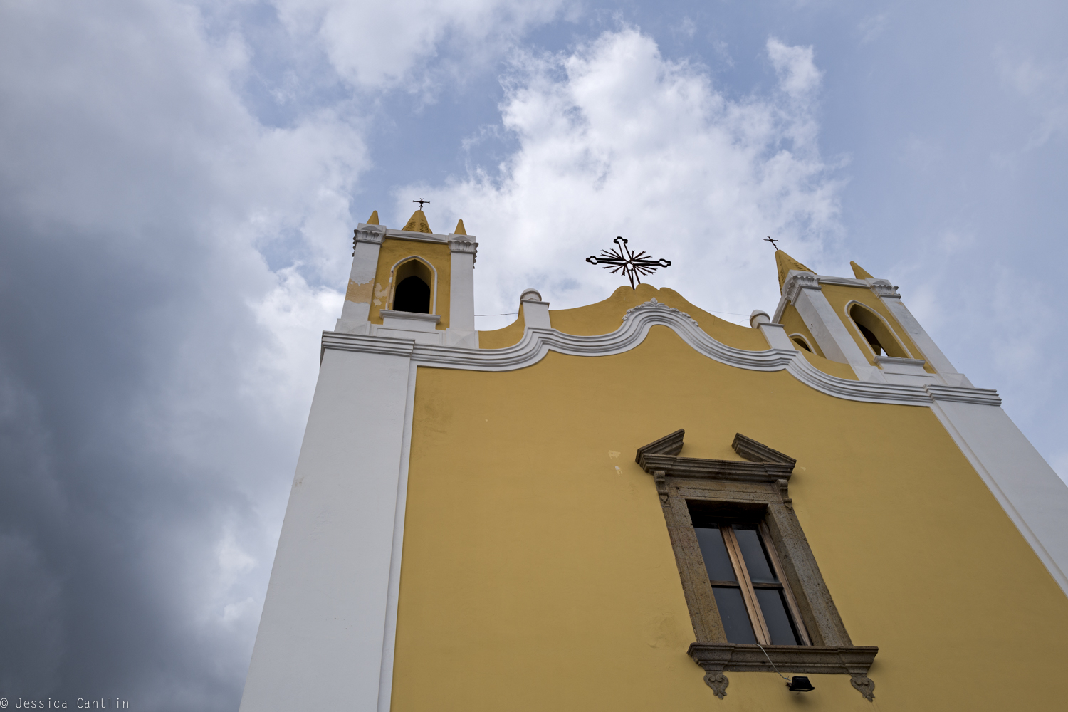 Catholic Church of Santa Marina, Salina
