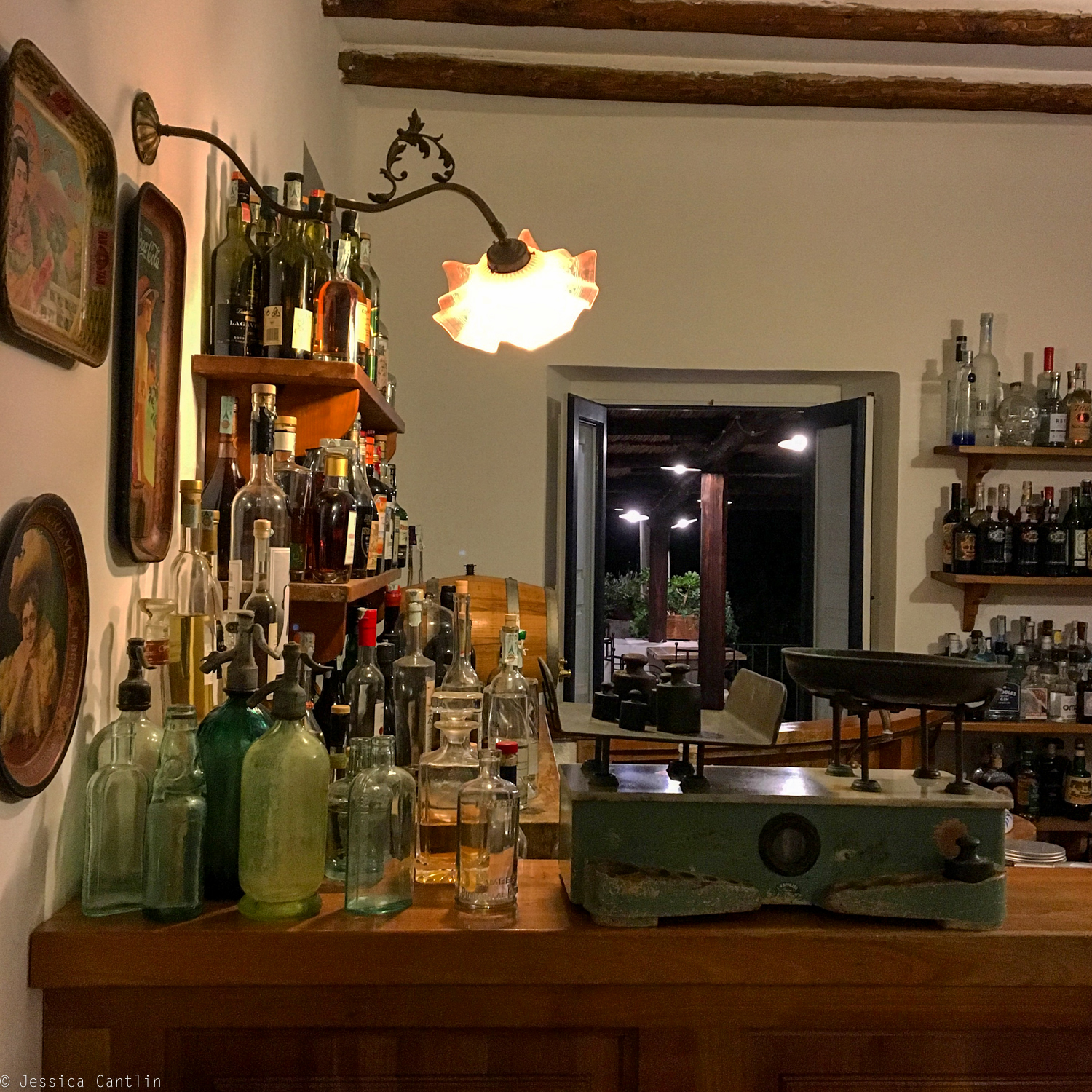 The Bar at Hotel Signum