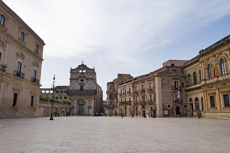 Piazza del Popolo, Ortigia