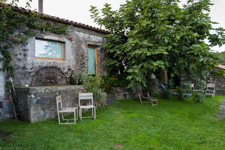 Ancient quarters of Monaci delle Terre Nere