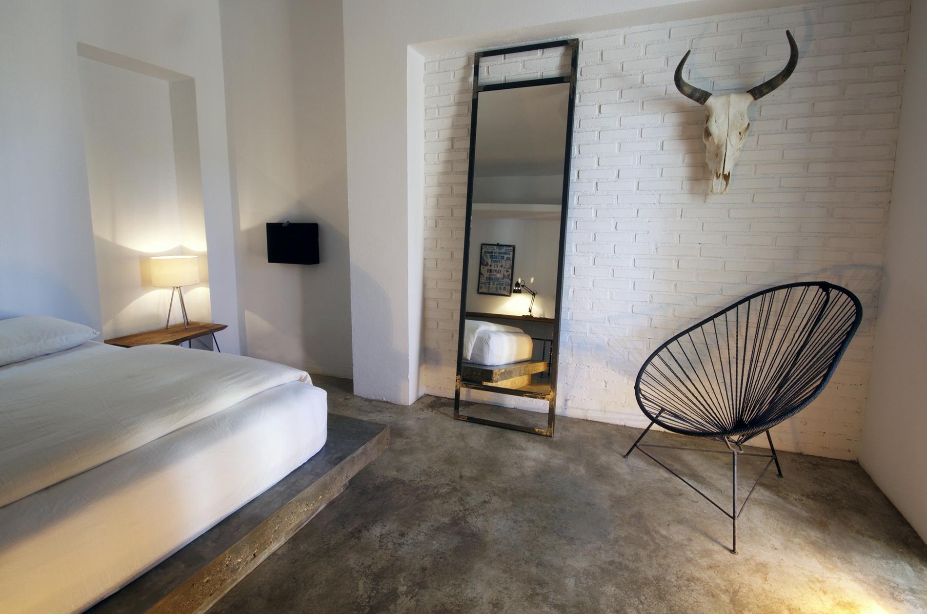 Guest room at Drift San Jose  (photo courtesy of Drift San Jose)