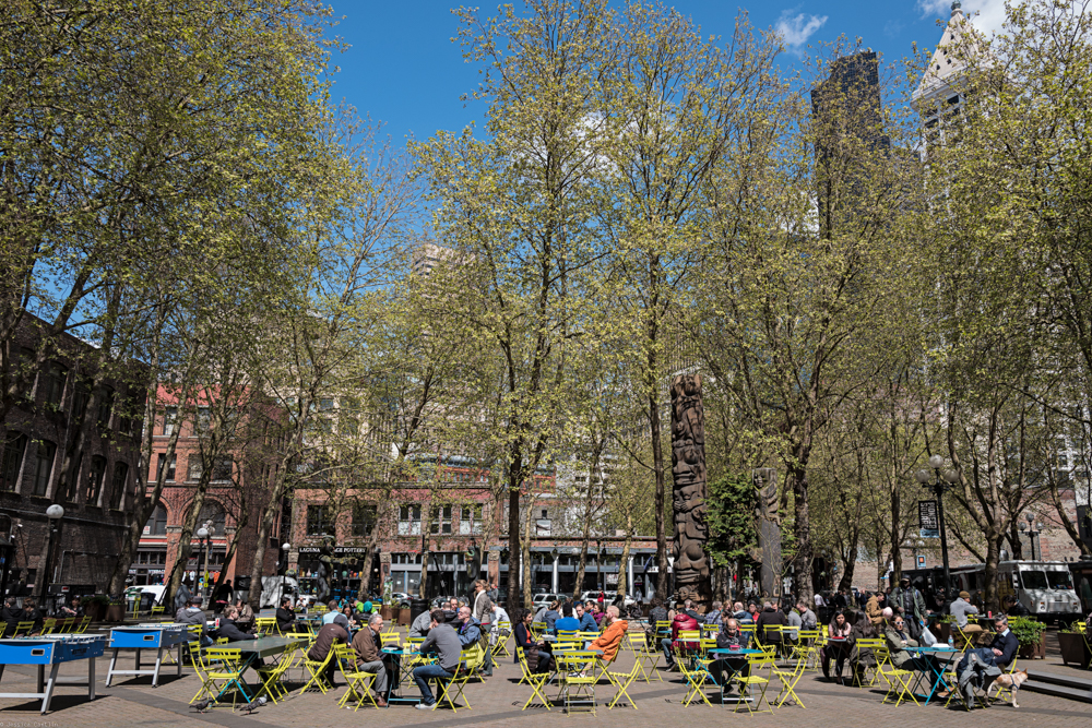 Occidental Square Park