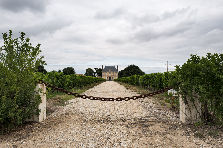 Château in Medóc
