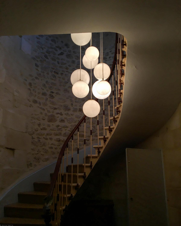 Design details at Le Relais des Lutins