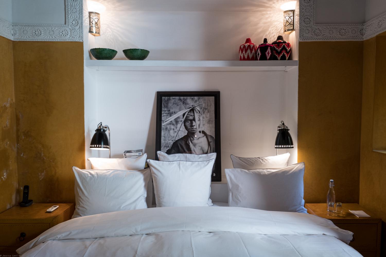 Guestroom at El Fenn