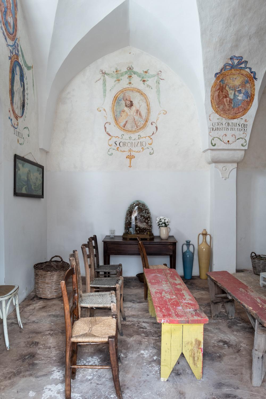Chapel at Masseria Cervarolo