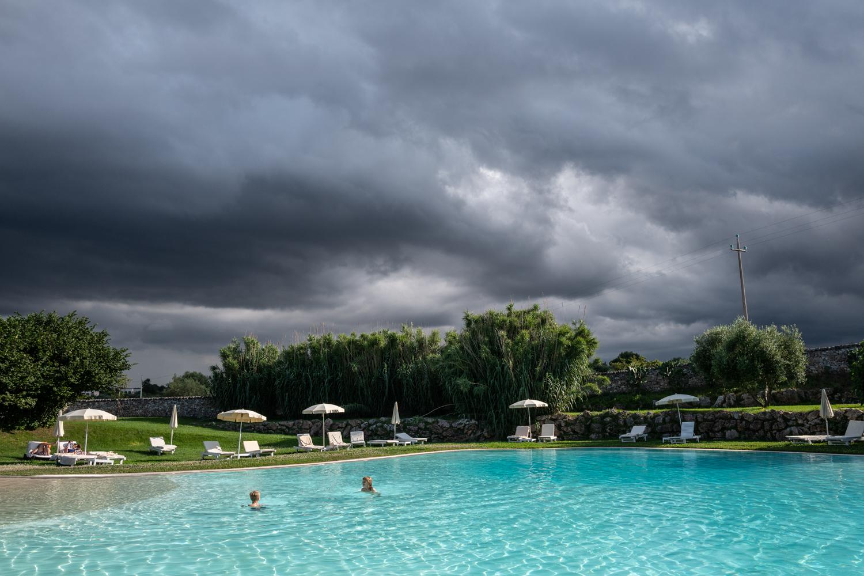 Pool Scenes from Masseria Cervarolo
