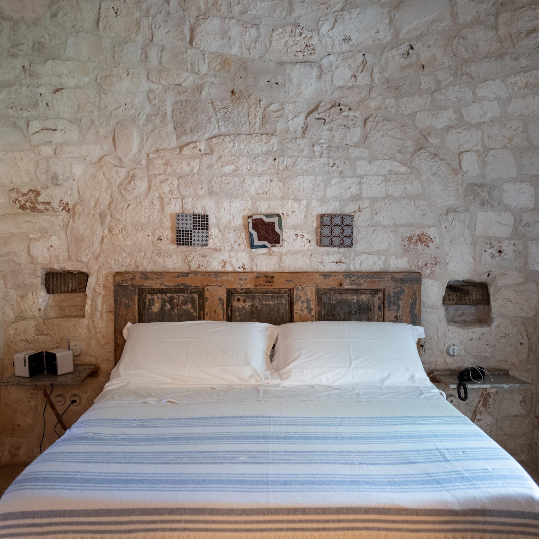 Trulli Guestroom at Masseria Cervarolo