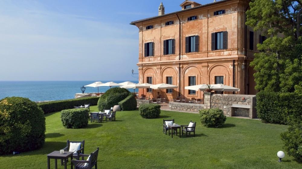 La Posta Vecchia (photo courtesy of the hotel)