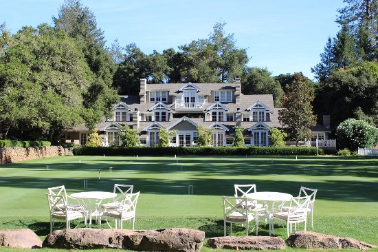 Meadowood Napa Valley  (photo courtesy of Meadowood Napa Valley)
