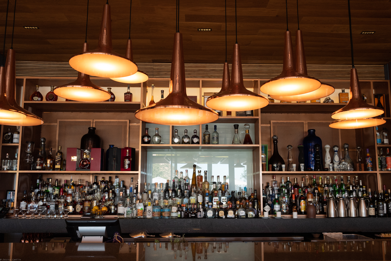The Bar at Mezcal