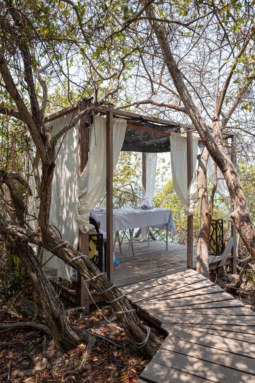 Massage Pavilion