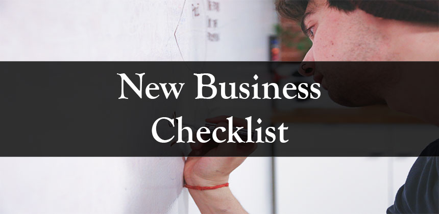 """Starting a new business can be a very difficult task for new entrepreneurs. This is true reguardless of whether you are planning to build the next startup that turns into a fortune 500 company or a small business. Because of this, Cordero Law has created its """"starting a business checklist"""" which provides a guide to how to start a business in NY."""