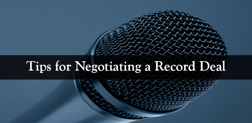 The music business has changed in the past 10 years. Gone are the days when things were simple. While the independent artist is flourishing, the music industry and the record deal are still very much alive. In this post, we will help you in determining how to negotiate your record deal and discuss the importance of hiring an entertainment lawyer to help you with the process.