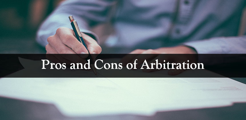 The decision to have an arbitration clause in a contract could be very beneficial. However, it is not a decision that has a clear cut answer in every type of situation. To find out if arbitration is for you, it is often recommended that you speak to an attorney familiar with the arbitration process in order to advise you accordingly. Cordero Law LLC is very familiar with the arbitration process and would be happy to further advise you in this matter.