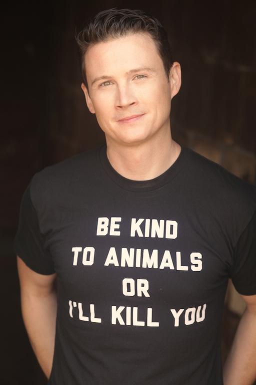 But seriously. Be kind to animals.