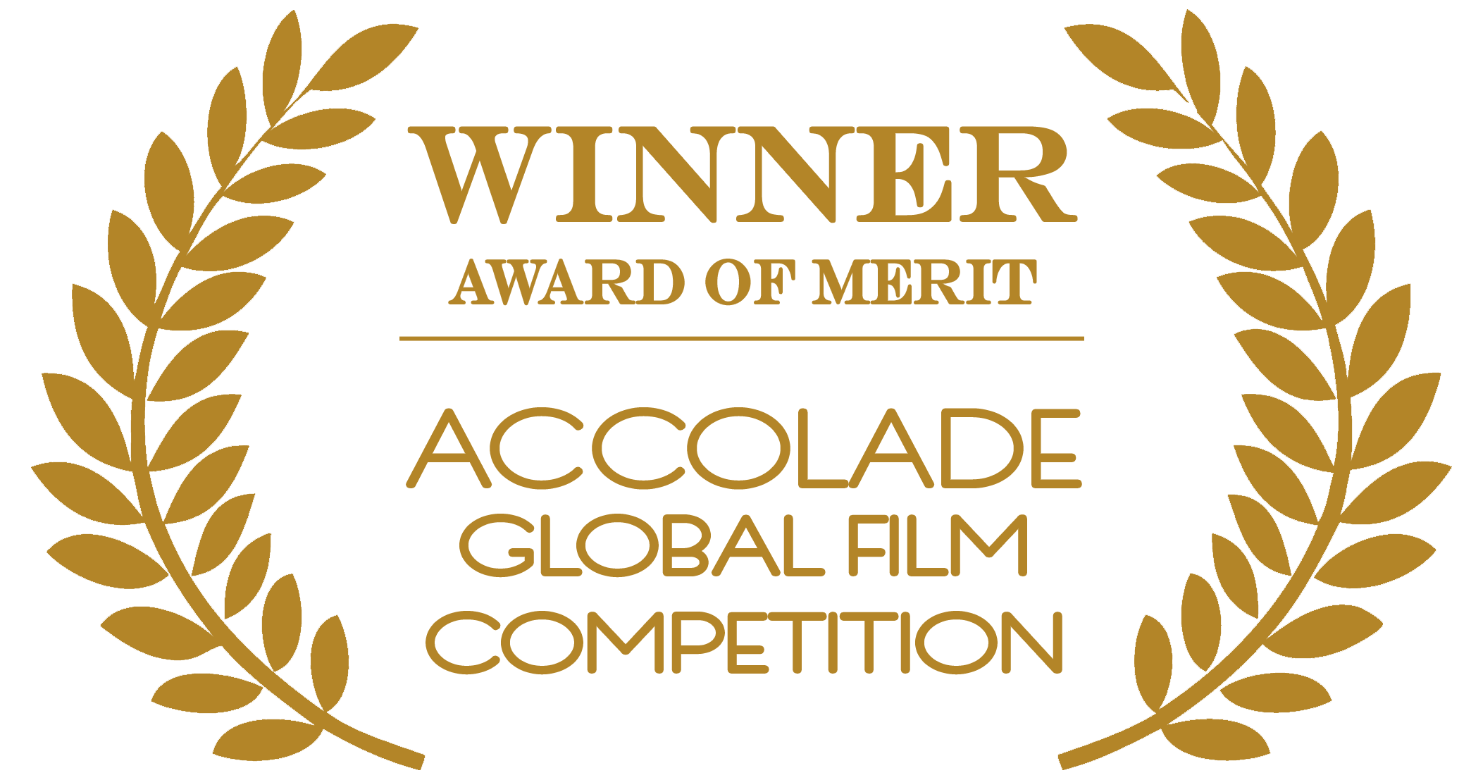 Accolade Award of Merit Laurel