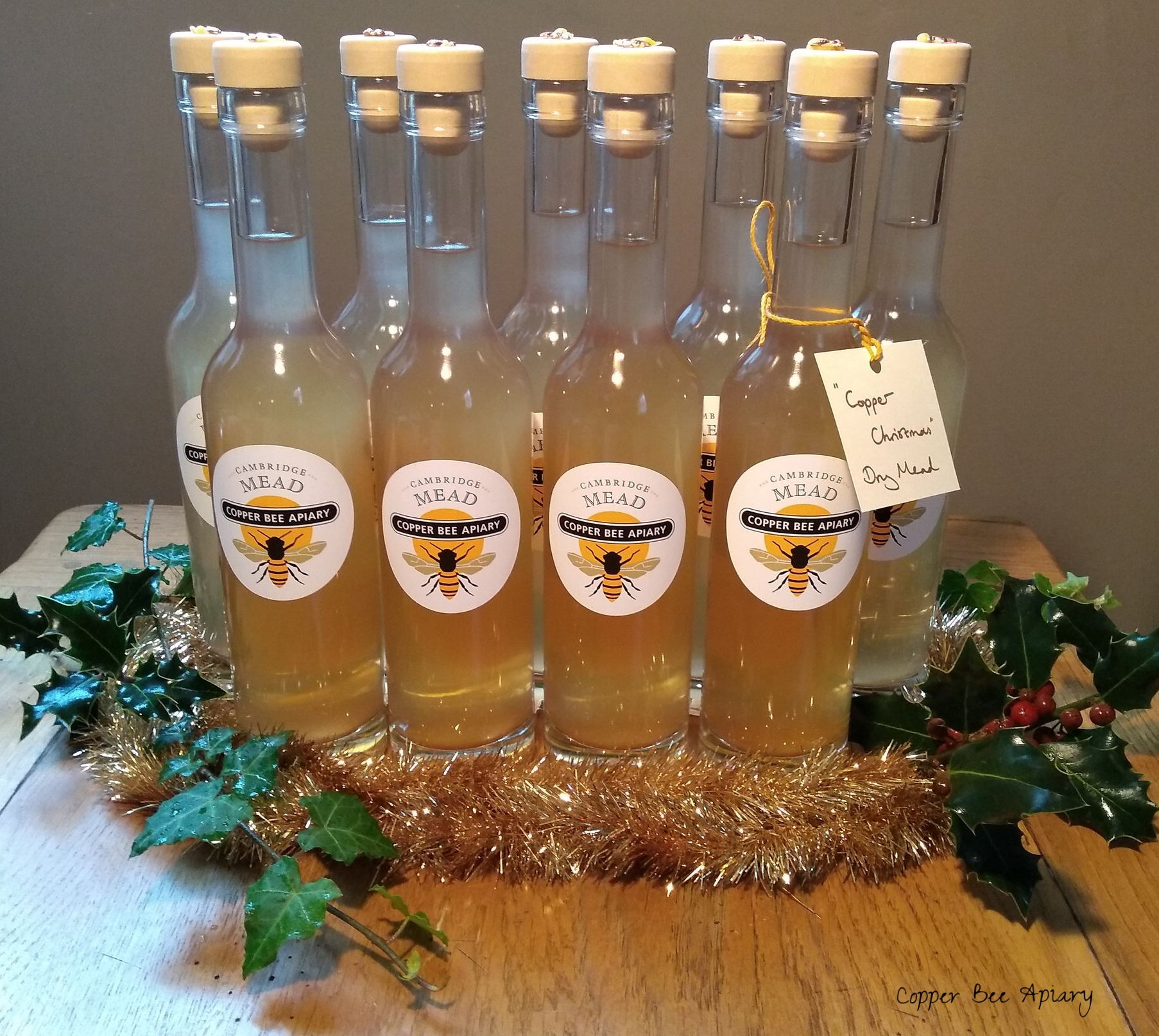 """Mead """"Copper Christmas"""" 2018"""