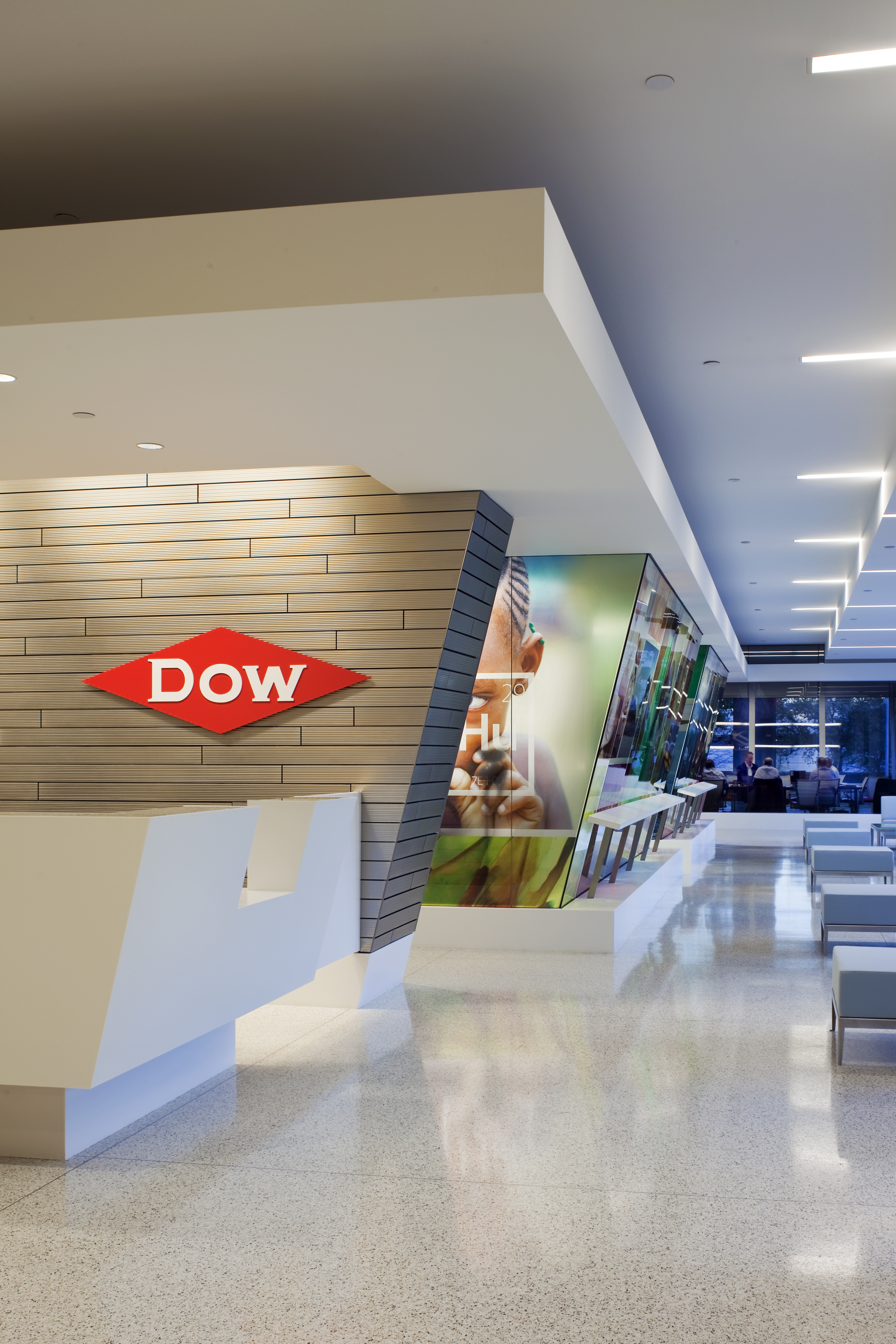 DOW Chemical  YGH Architecture