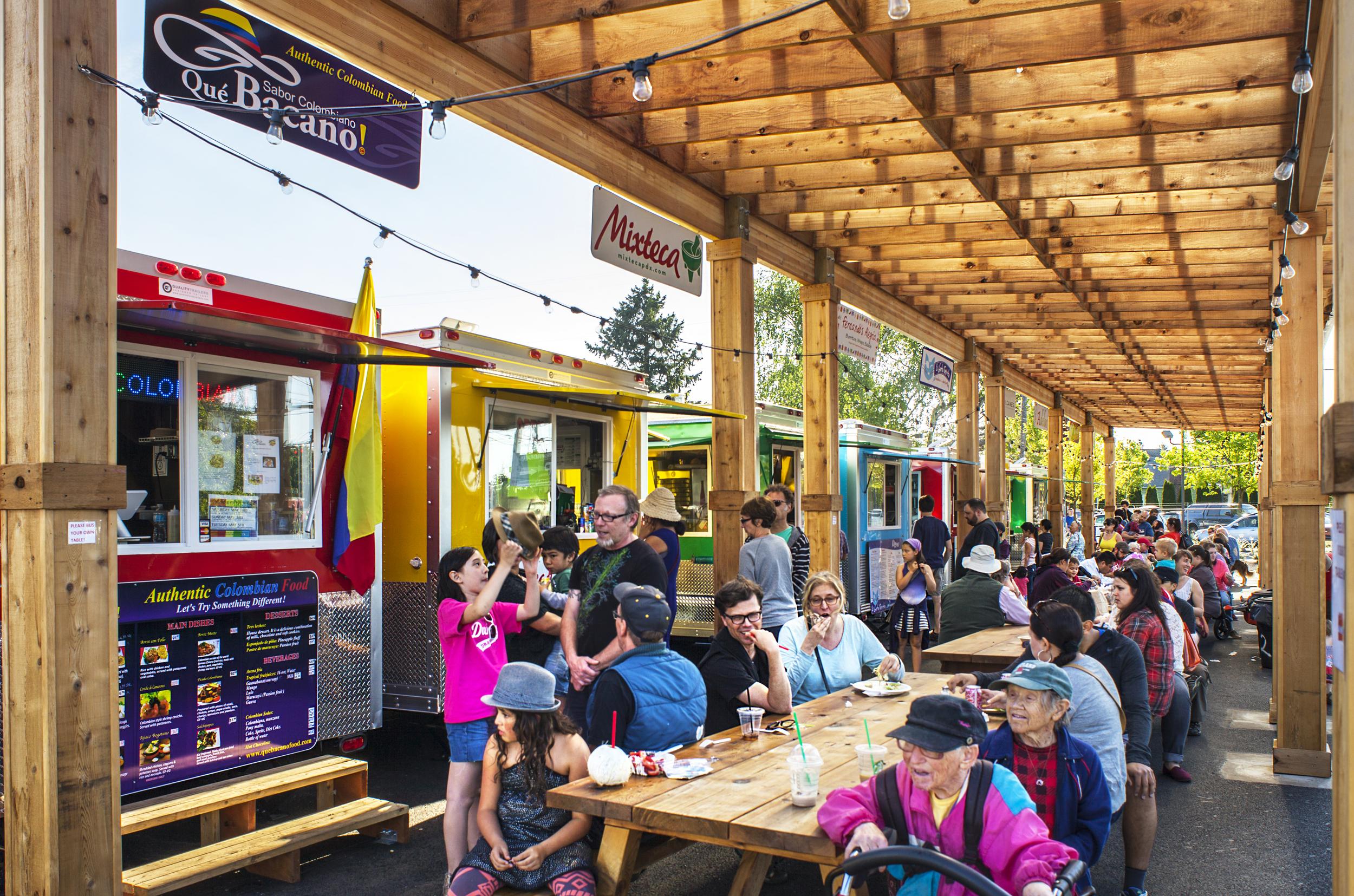 Portland Mercado  Scott Edwards Architecture