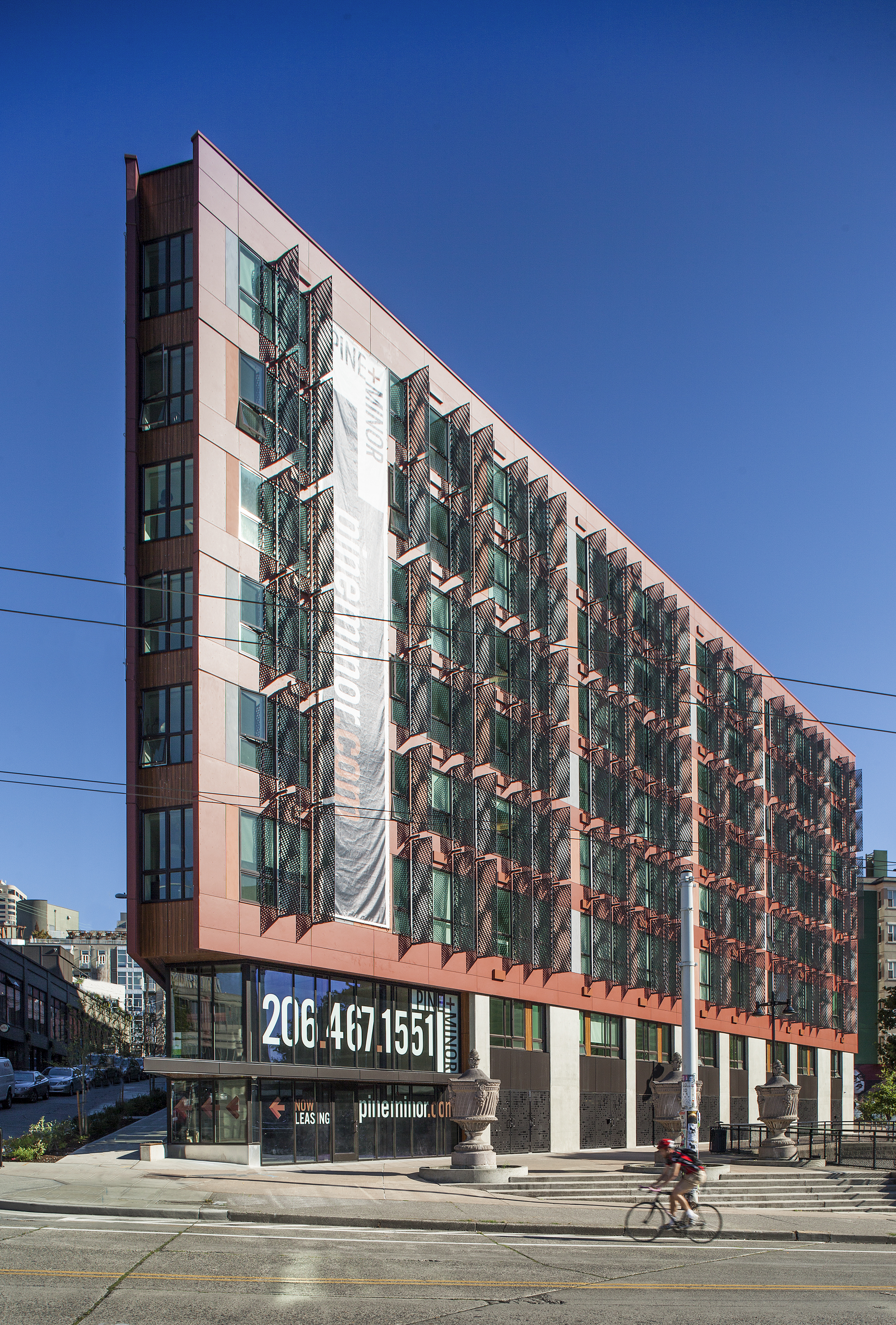 Pine + Minor  Perkins +Will Architects