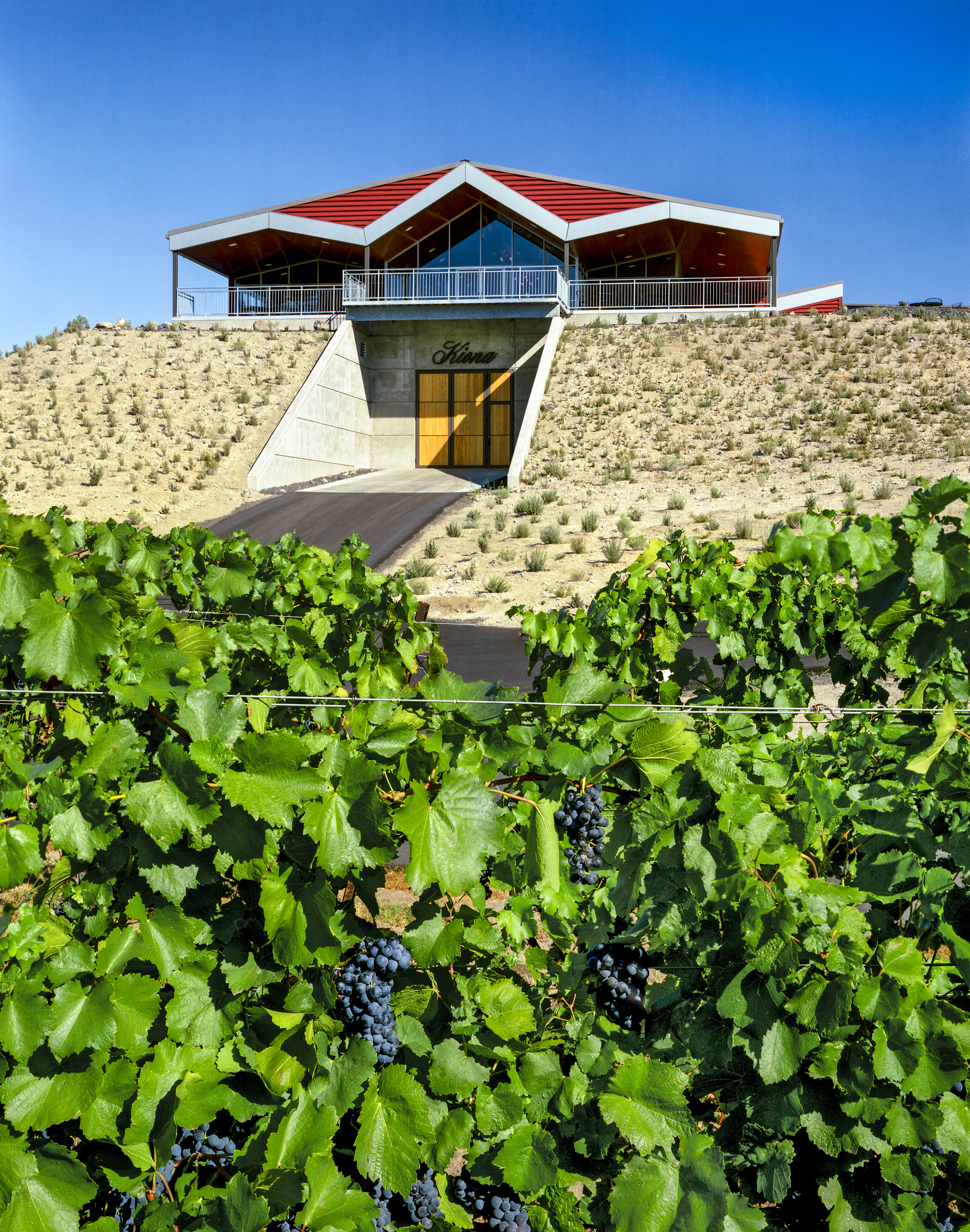 Kiona Winery  YGH Architecture