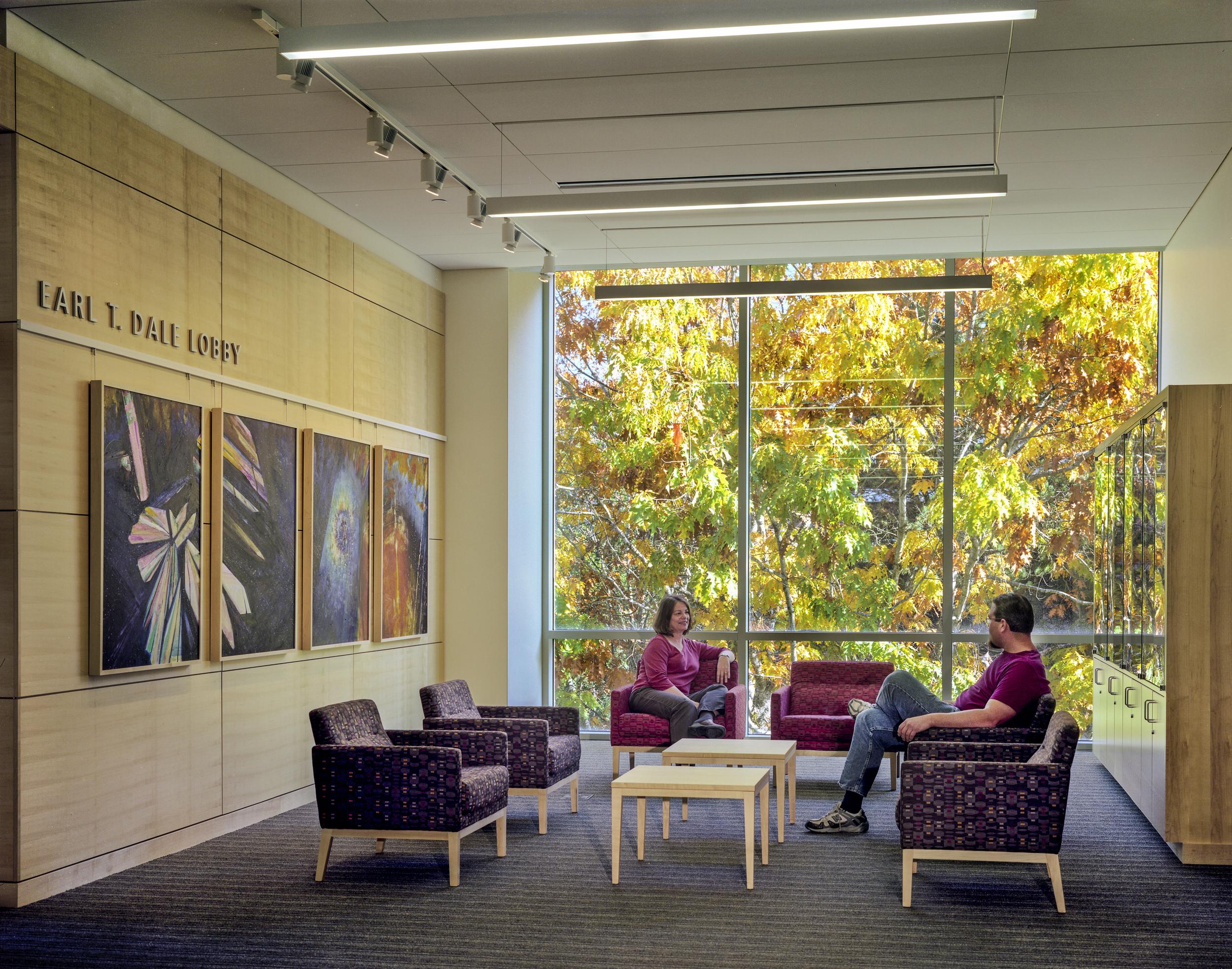 Linus Pauling Science Hall OSU  ZGF