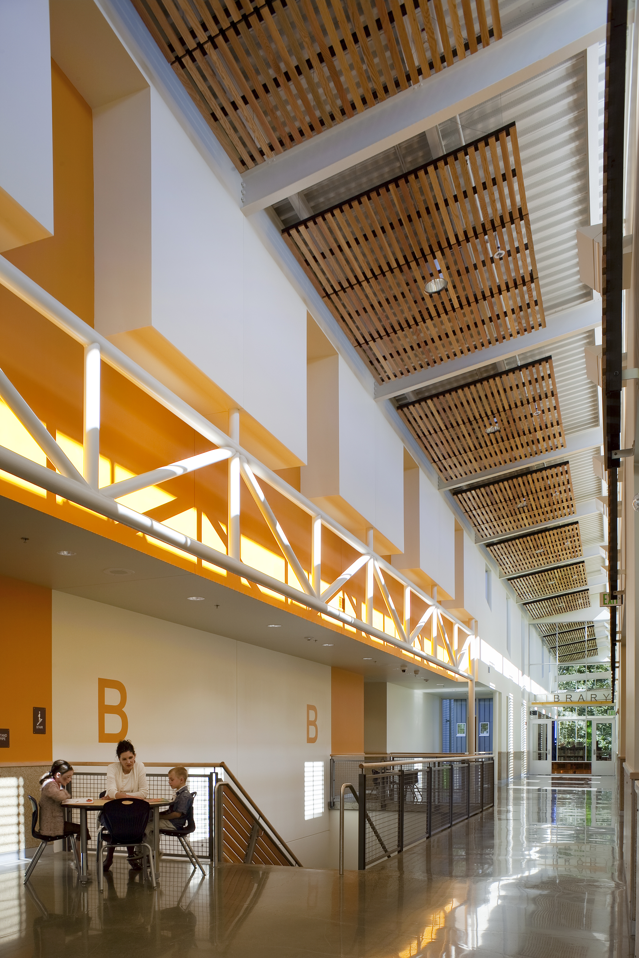 Parkside Elementary  TCF Architecture