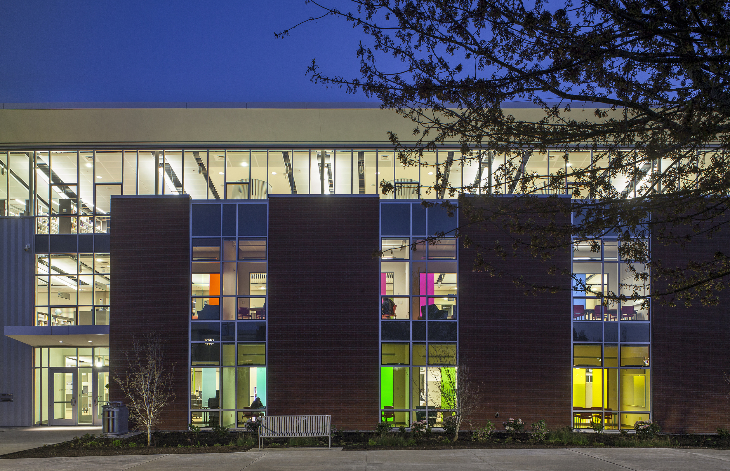 Portland Community College SE Center  Inline Construction/SRG Partnership