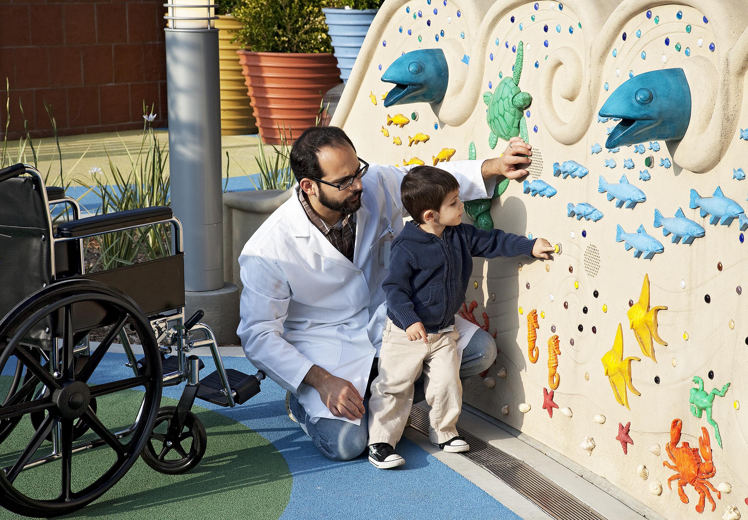 LA Children's Hospital  ZGF