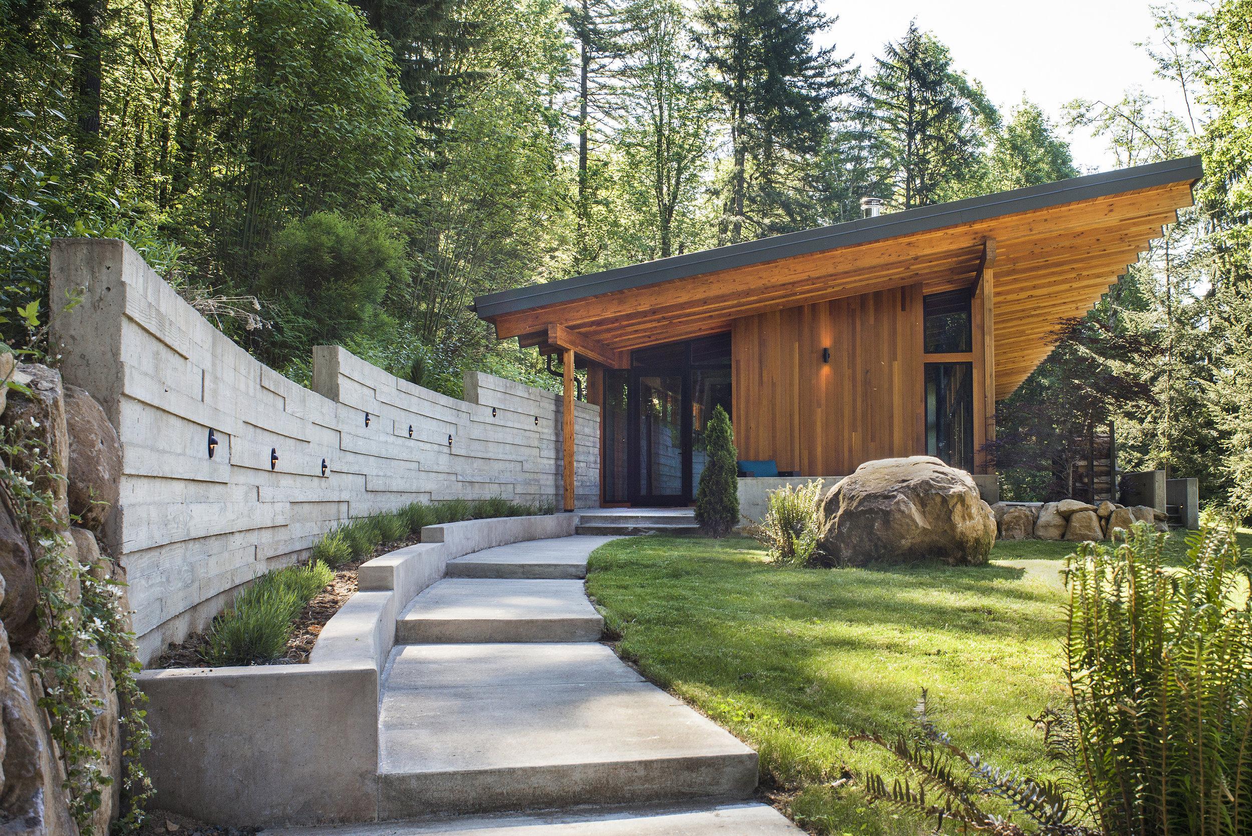 Brightwood House  Scott Edwards Architecture