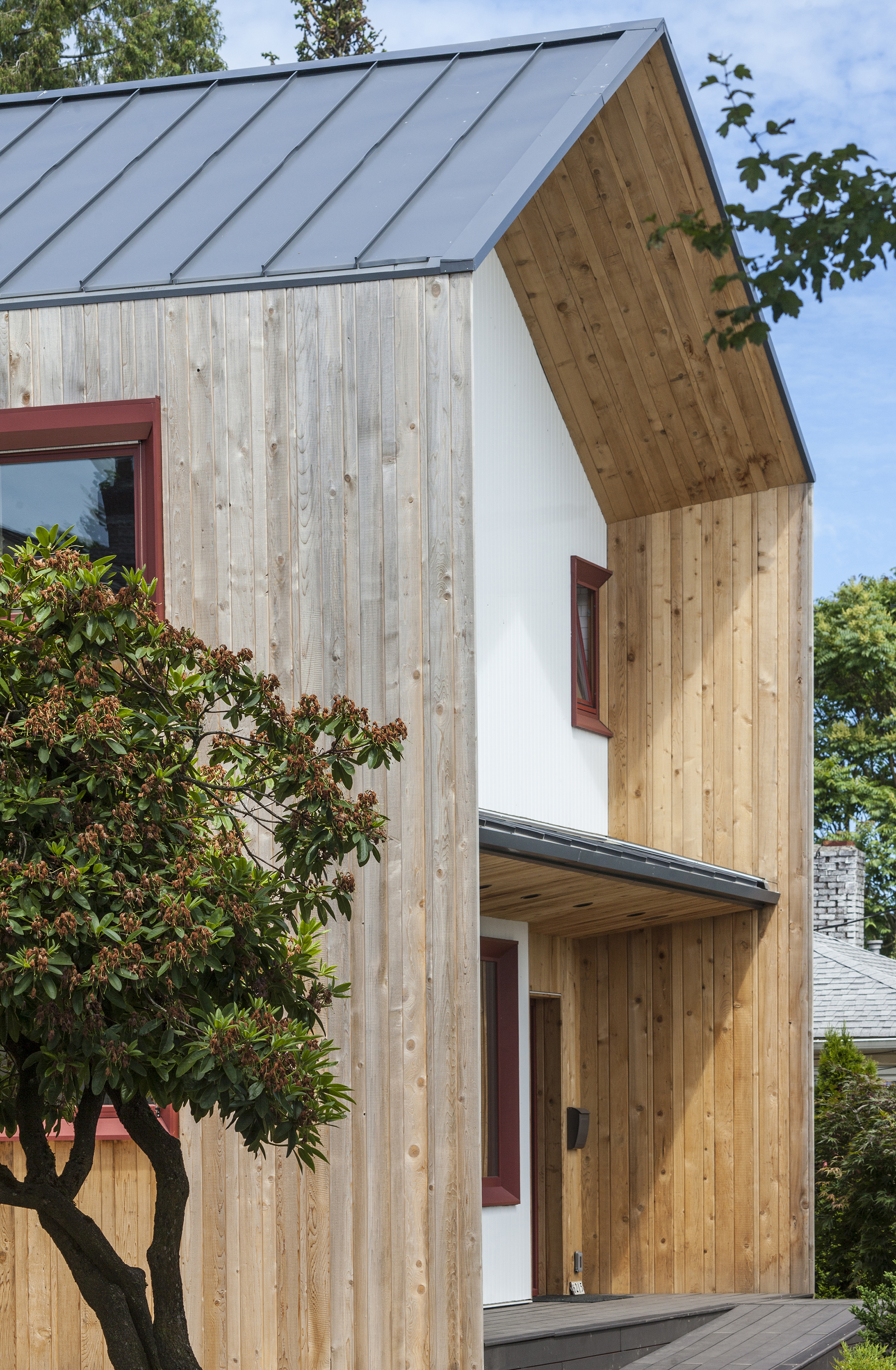 Passive House  The Hinge Group