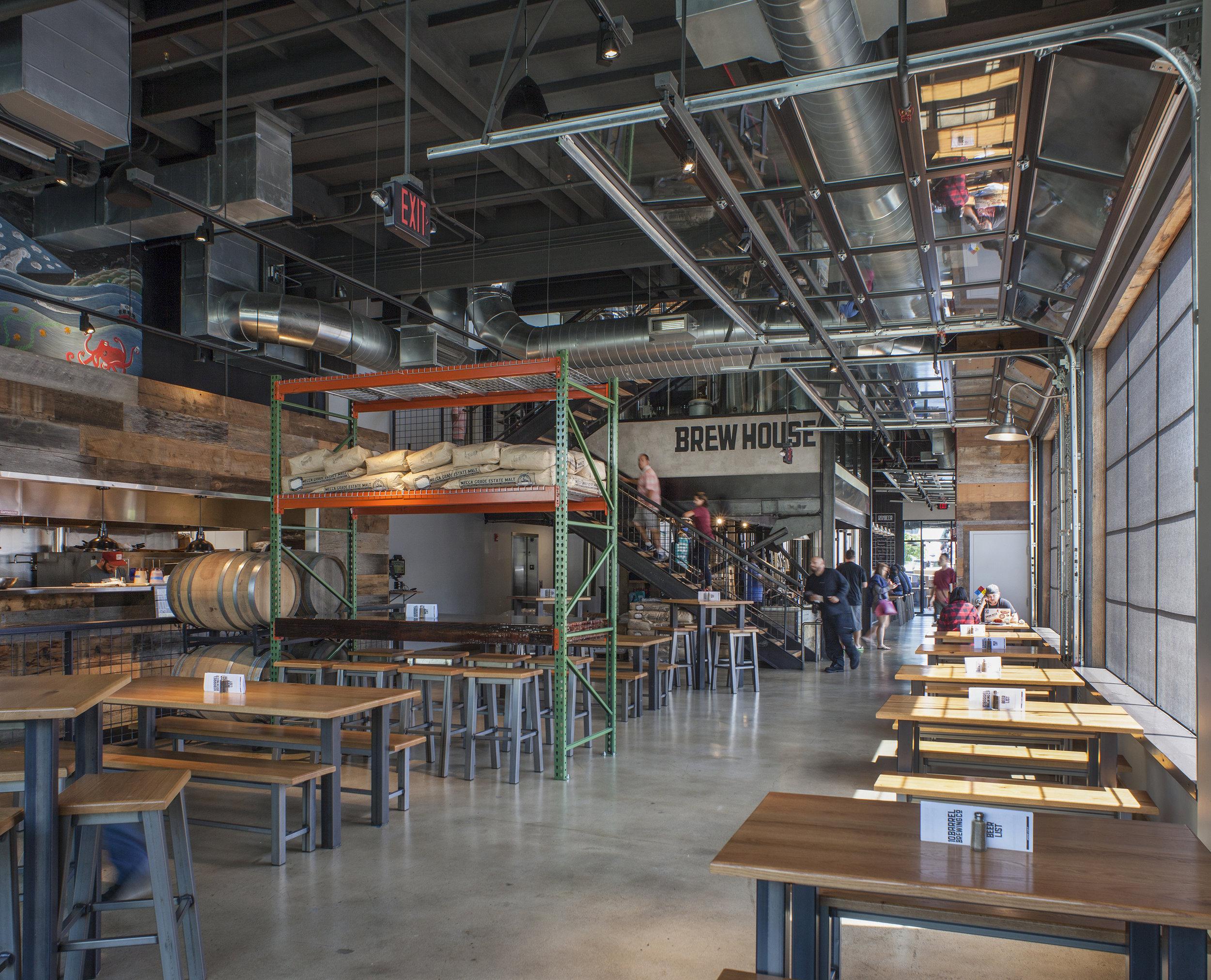 10 Barrel Brewing San Diego  Scott Edwards Architecture
