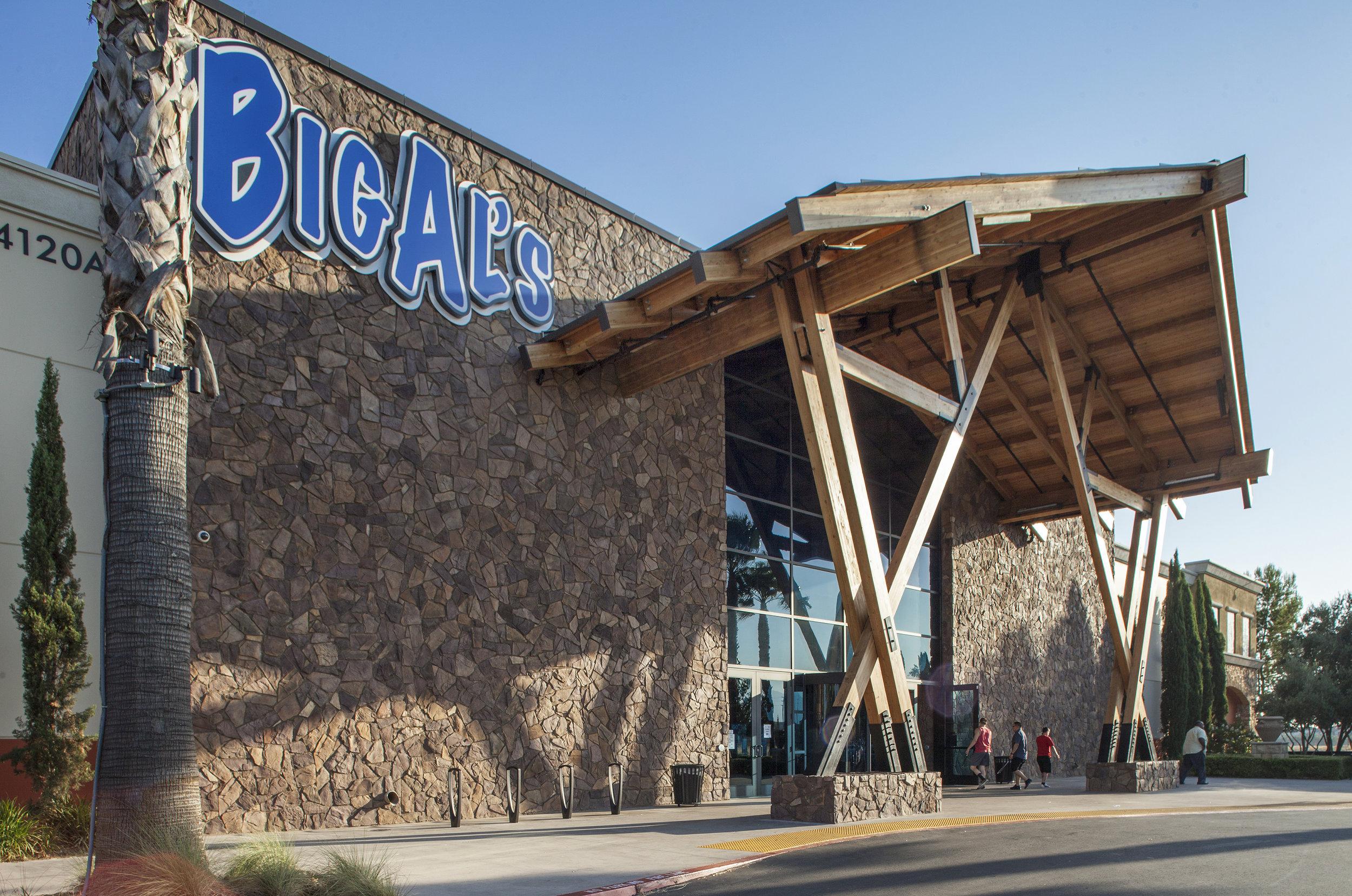 Big Al's  Scott Edwards Architecture