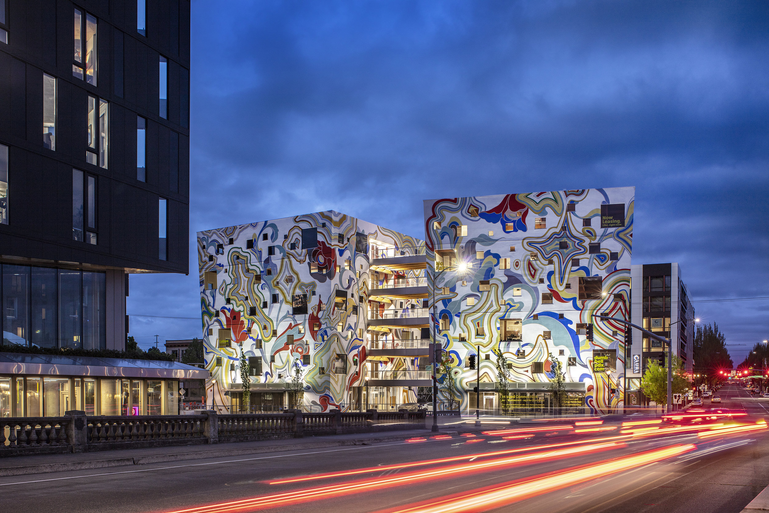 The Fair-Haired Dumbbell  FFA Architecture and Interiors