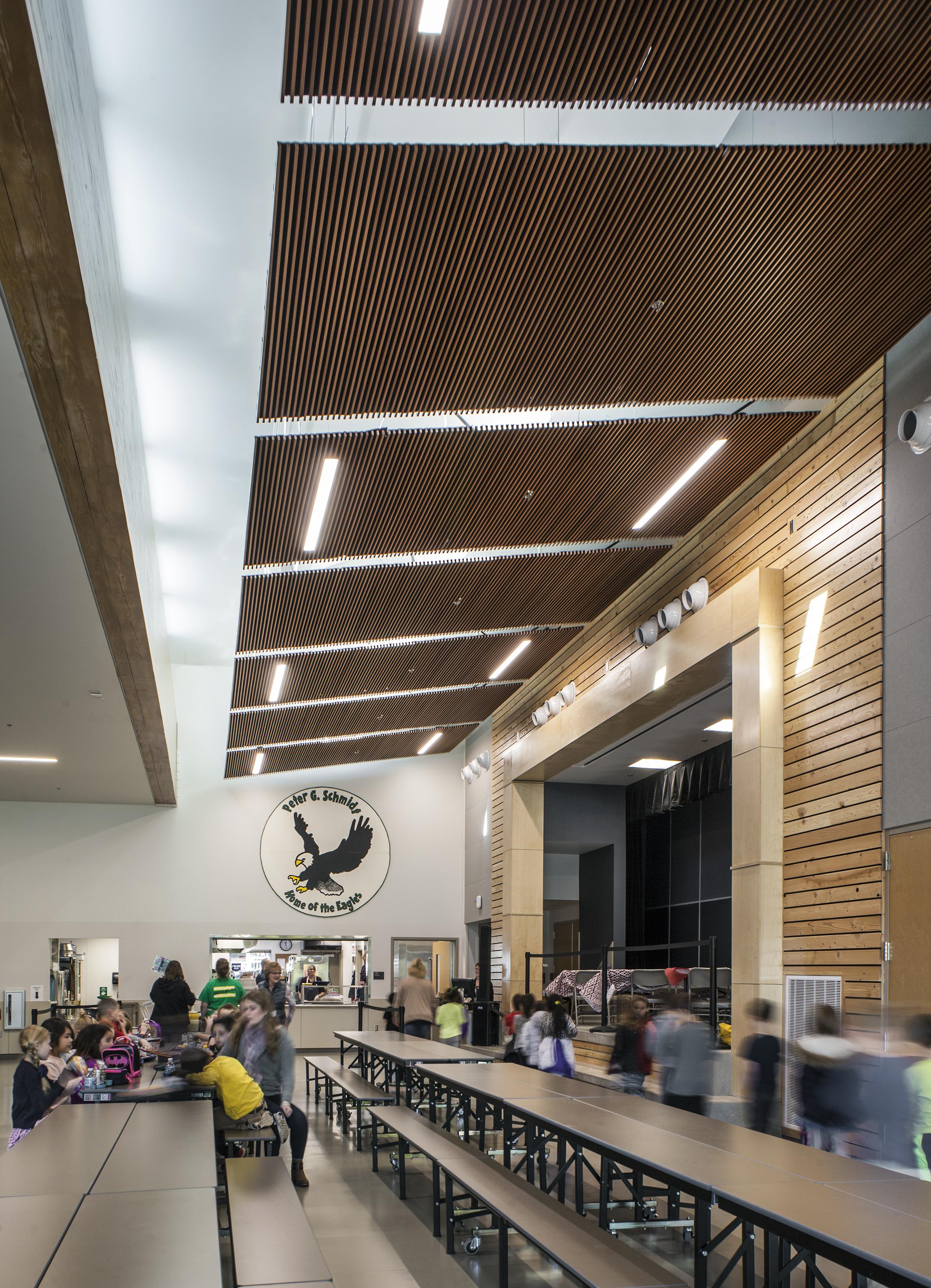 Peter G. Schmidt Elementary School  TCF Architecture