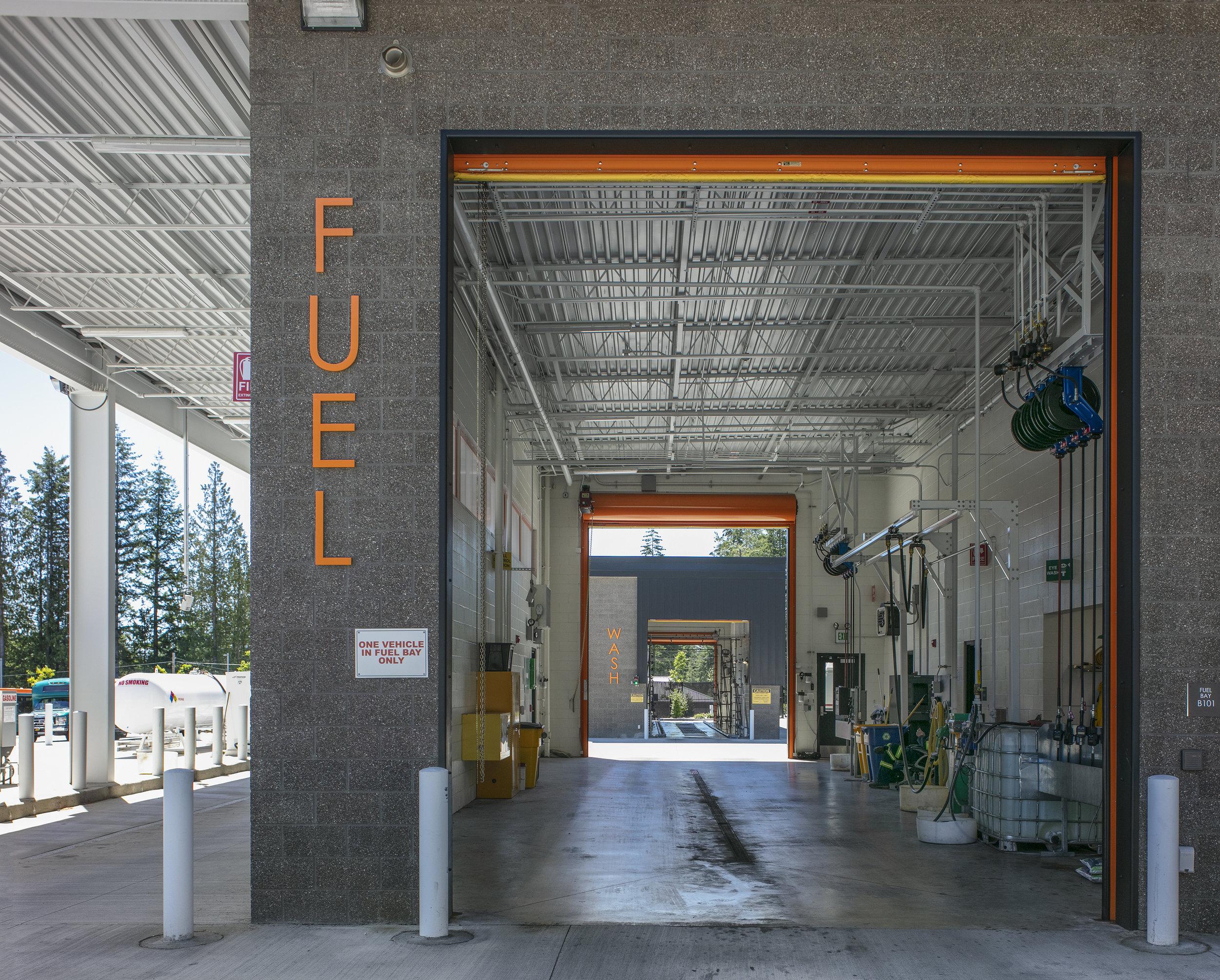 Poulsbo Transit Center  TCF Architecture