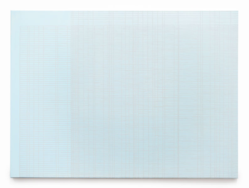 screen[1506] , 2015  oil on canvas 22 x 30 in