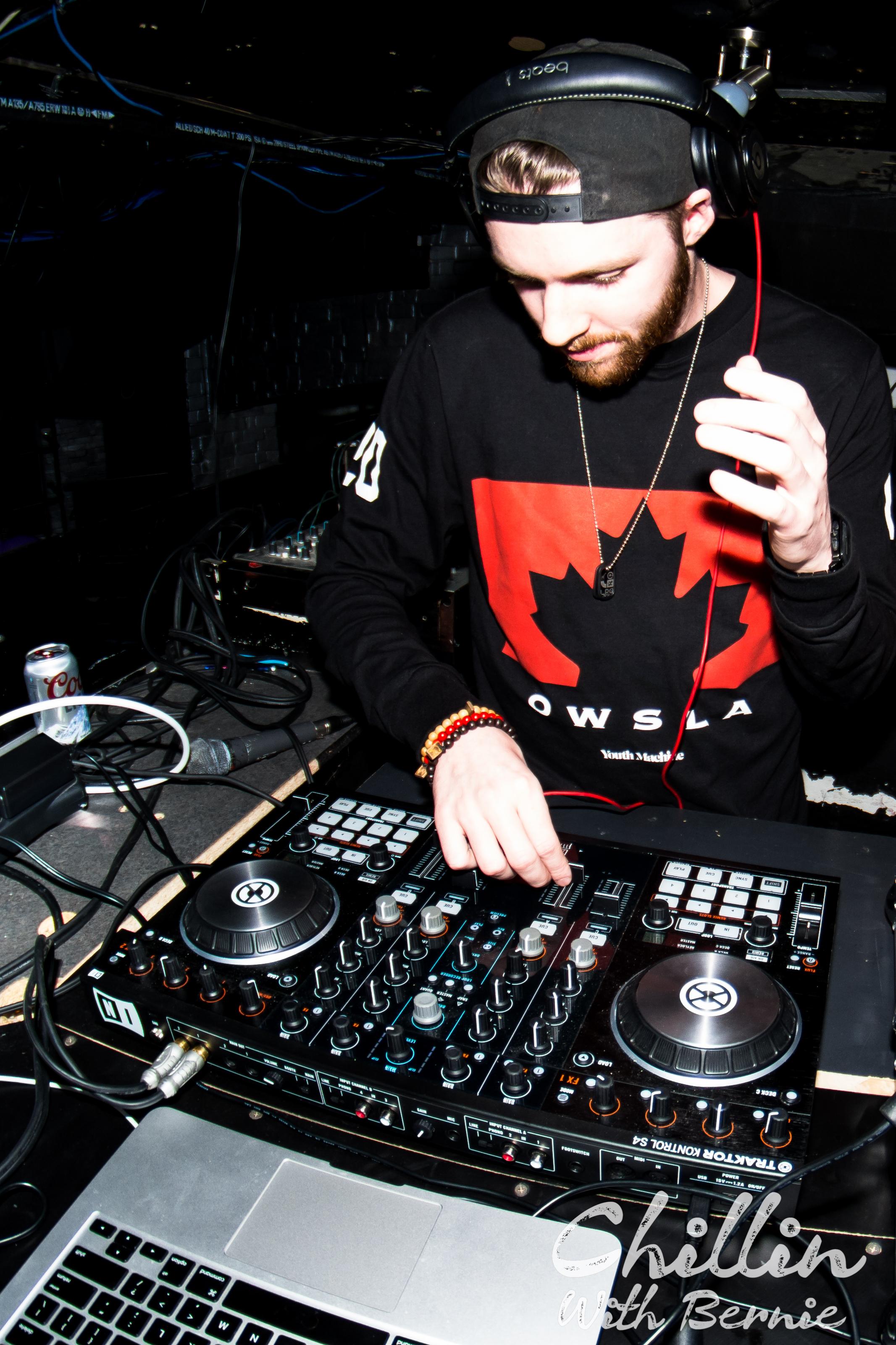 Mixre Music Jax Nightclub Charlottetown PEI Photographer