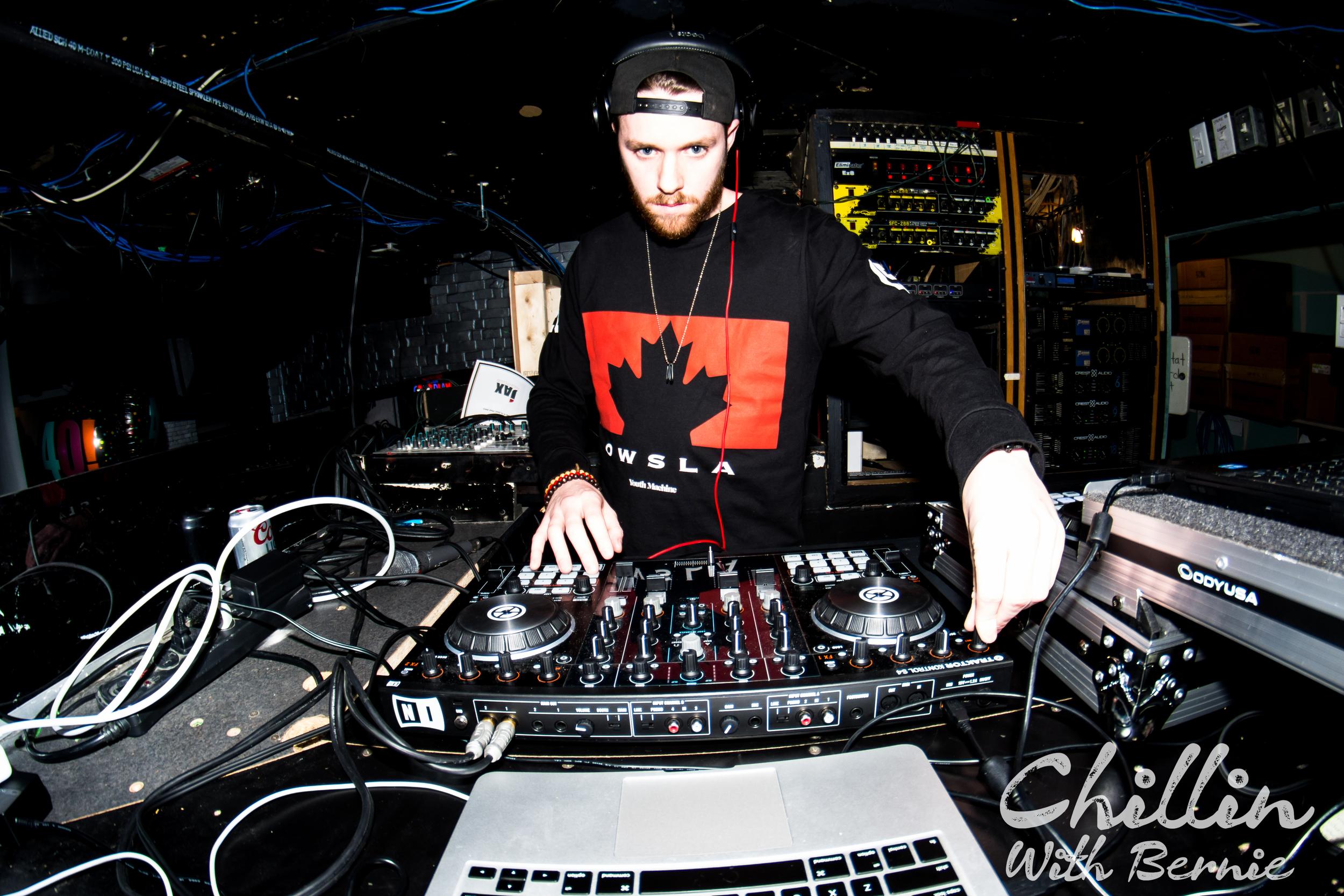 Mixre Music Jax Nightclub Charlottetown Photographer PEI